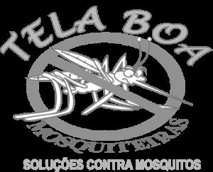 logo de uma empresa com um mosquito